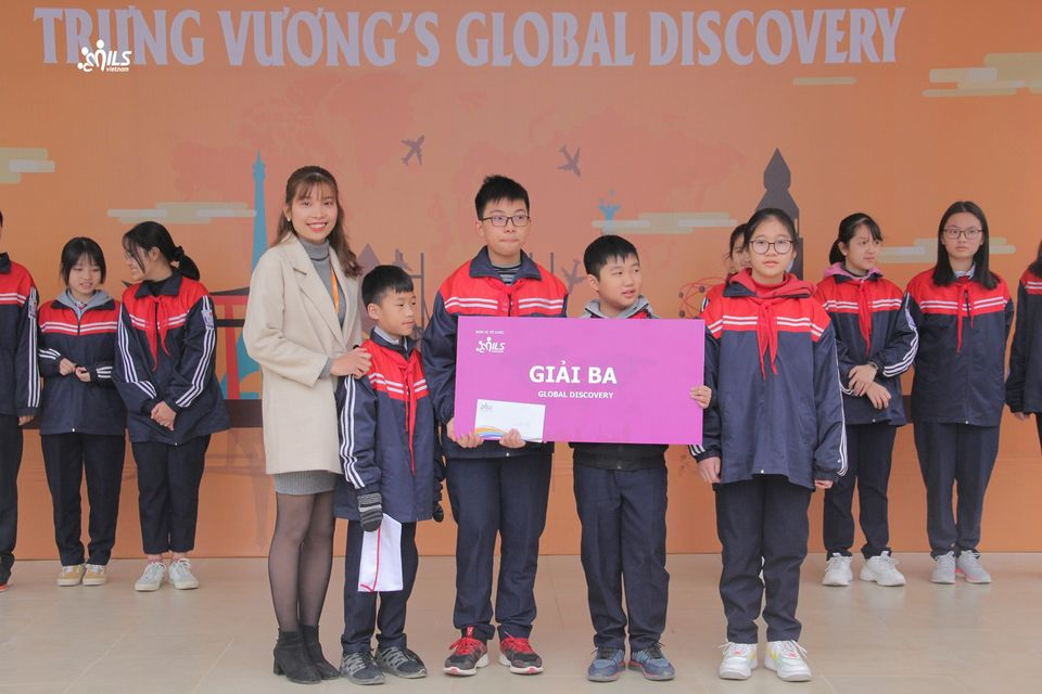 Global Discovery - Trưng Vương